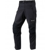 Брюки женские TERRA PANTS, XL black, FTEPABLAX