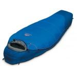Мешок спальный MOUNTAIN Child синий, правый