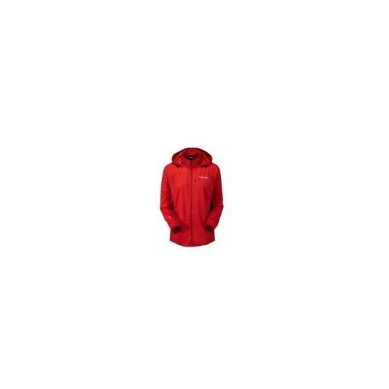 Куpтка жен. LITE-SPEED JKT M 38/40 red, FLIJAREDM1