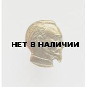 Миниатюрный знак Дзержинский металл