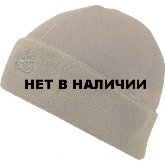 Шапочка Hermon Polartec Power Stretch tobacco