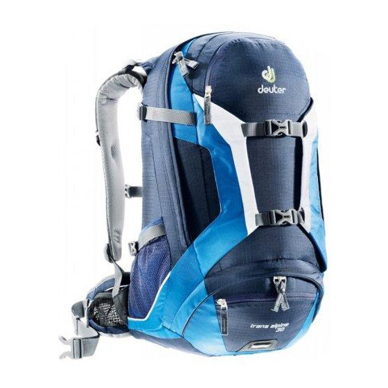 Рюкзак Deuter 2015 Bike Trans Alpine 30 midnight-ocean
