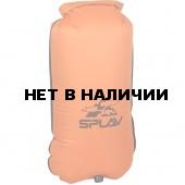 Гермомешок компрессионный v.2 15л. (оранжевый)