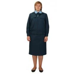 Куртка женская МЧС ГПС п\ш