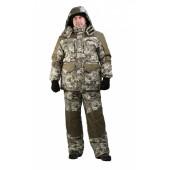 Костюм мужской Nordwig Fox зимний, камуфляж алова пейнтбол беж подкладка флис 180г