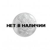 Пуговица Роспотребнадзор диам. 22мм металл