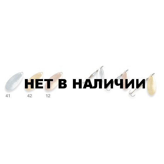 Блесна вращ. OSKO SPIDER №1 (10 гр) цвет 42