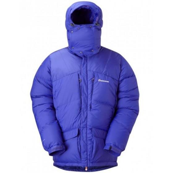 Куртка мужская Deep Cold Down Jkt синий, пух 800+fill power, 11