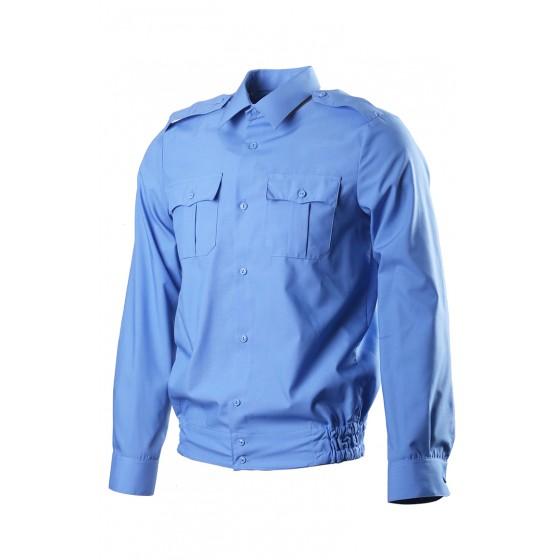 530 сорочка, длинный рукав, на поясе сорочечная