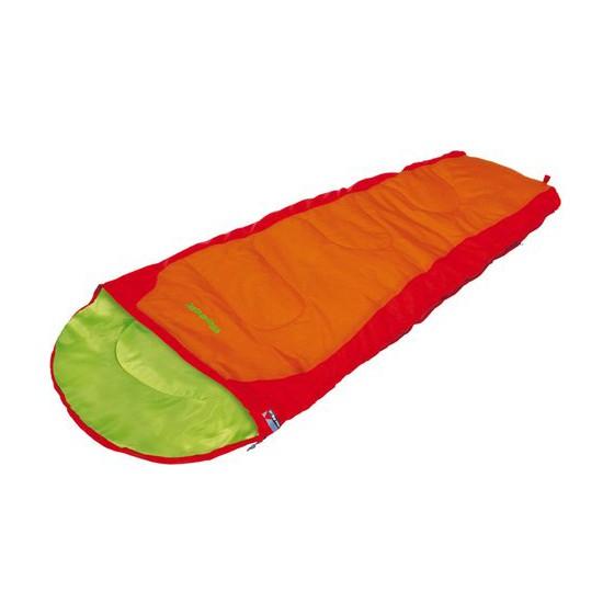 Мешок спальный Funny Boogie оранжевый/зелёный, 23028