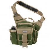 Сумка Maxpedition Jumbo Versipack green-khaki