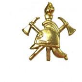 Эмблема петличная ВДПО металл