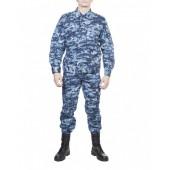 Костюм летний МПА-24 (Спецназ), камуфляж с/г цифра, Мираж