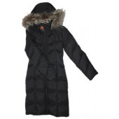 Женское пуховое пальто Баск ROUTE V3 ЧЕРНЫЙ L L