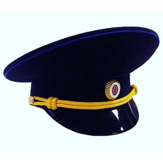 Фуражка Юстиция габардин повседневная уставная