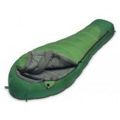 Мешок спальный MOUNTAIN Wide зеленый, правый