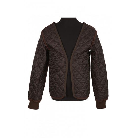 6215С подстежка стеганая к куртке кожаной Ретро
