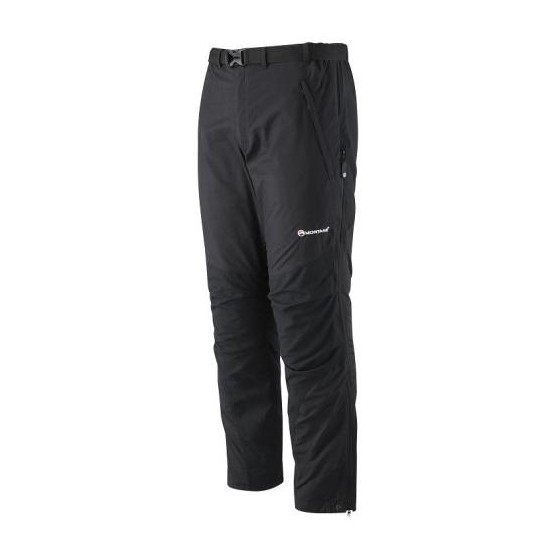 Брюки женские TERRA PANTS, S black, FTEPABLAB0