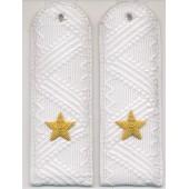 Погоны генерал-майор МЧС на белую рубашку повседневные