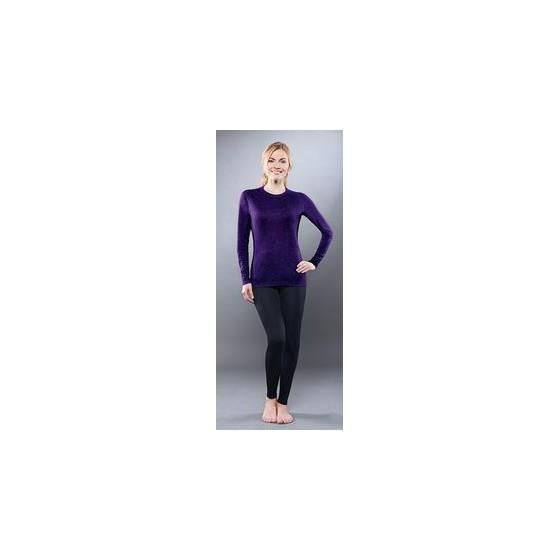 Комплект женского термобелья Guahoo: рубашка + лосины (301 S/VT / 301 P/BK)