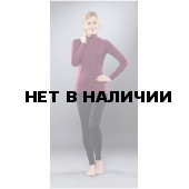 Комплект термобелья для девочек Guahoo: рубашка + лосины (351-S/BK / 351-P/BK)