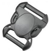 Пряжка фастекс 38 мм 1-11046/1-20046 (2 части) без регулировки оливковый Duraflex