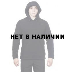 Куртка флисовая с капюшоном МПА-58 цвет черный