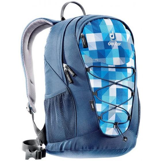 Рюкзак Deuter 2015 Daypacks Go Go blue arrowcheck