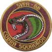 Термонаклейка -05911116 Cobra Squadron вышивка