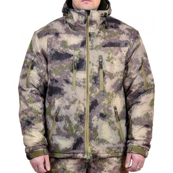 Куртка демисезонная МПА-47-01 (рип-стоп) песок