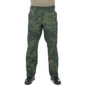 Брюки МПА-41 (ткань Софтшелл), камуфляж зеленая цифра