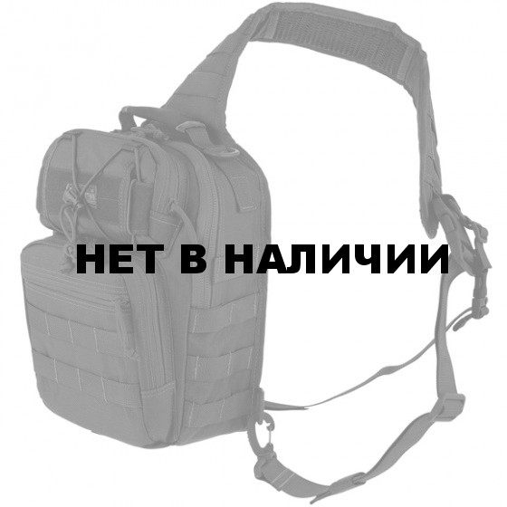 Рюкзак Maxpedition Lunada Gearslinger black