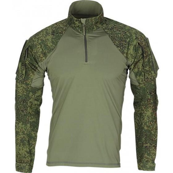 Боевая рубашка Combat shirt цифровая флора