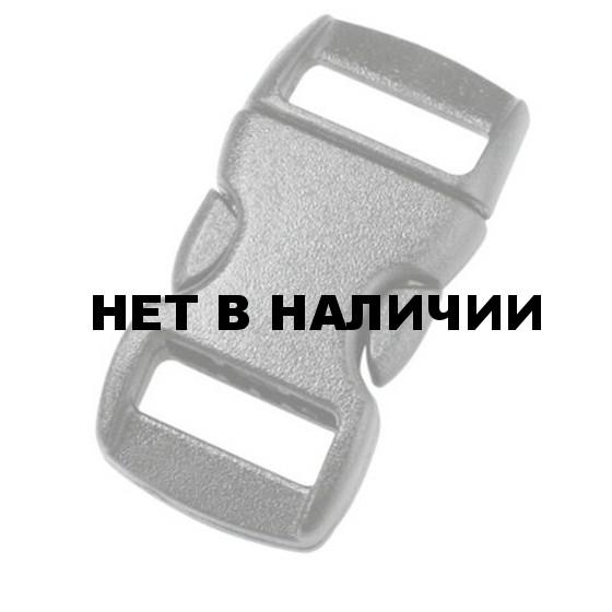 Пряжка фастекс 10 мм 1-17261/1-07262 (2 части) без регулировки оливковый Duraflex