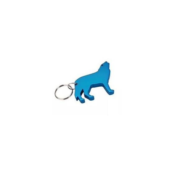 Брелок Открывалка-Волк (упак=10 шт), 3486