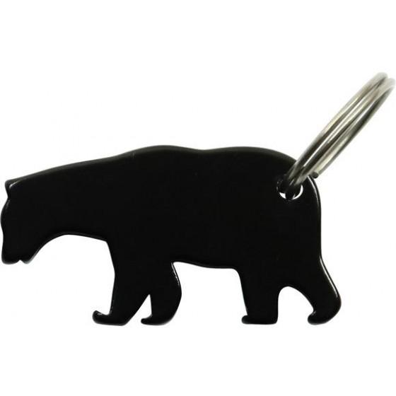 Брелок Открывалка-Медведь (упак=10 шт), 3487