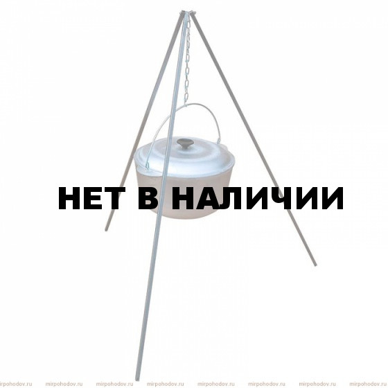 Тренога костровая РОСТ (профиль 10х10L-1000, квадратн. в чехле)