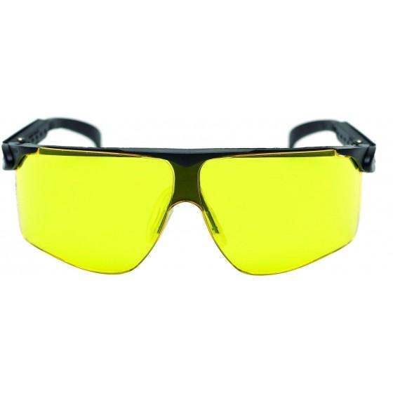 Очки поликарбонатные, 3М Маxim BALLISTIC цвет желтые