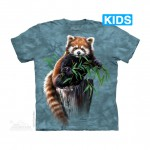Футболка детская The Mountain Bamboo Red Panda Kids L