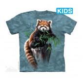 Футболка детская The Mountain Bamboo Red Panda Kids L