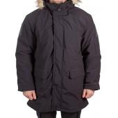 Куртка зимняя МПА-40 (аляска) (ткань мембрана) черная
