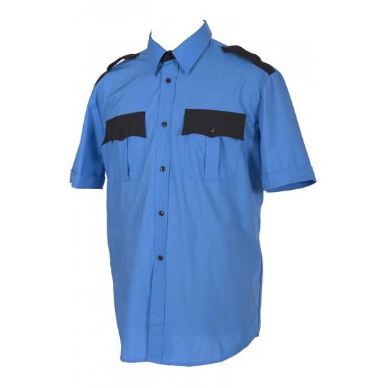 524 сорочка, короткий рукав, с отделкой сорочечная