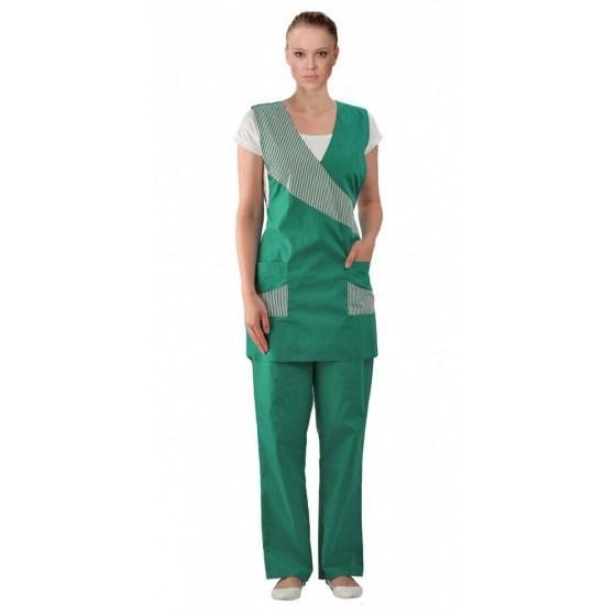 Комплект женский София зеленый