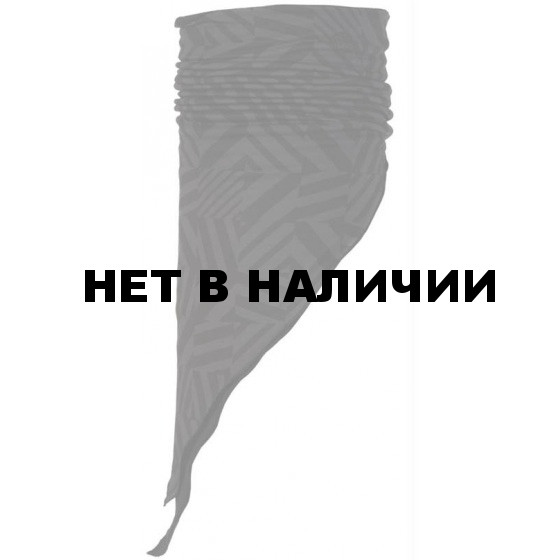 Бандана Polar Buff Op Grey/Black 101135