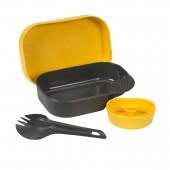 Портативный набор посуды CAMP-A-BOX® LIGHT LEMON, W202611