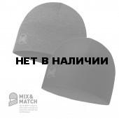 Шапка BUFF® Wool Solid Black 113581