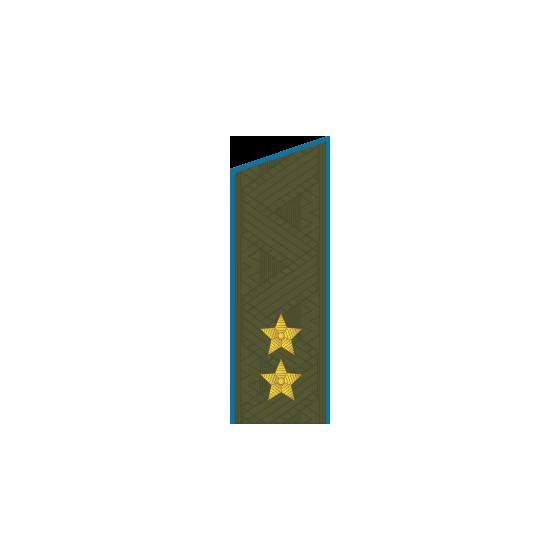 Погоны генерал-лейтенант ВДВ-ВВС на китель повседневные