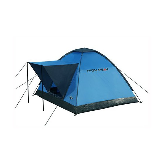 Палатка Beaver 3 синий/тёмно-серый, 200х180х120 см, 10168