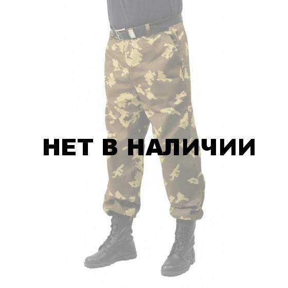 """Костюм мужской """"Турист 1"""" летний, ткань Тиси сорочечная-облегченная, камуфляж """"Граница хаки"""""""