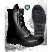 Ботинки Garsing с высоким берцем Stranger Winter натуральный мех арт.10854